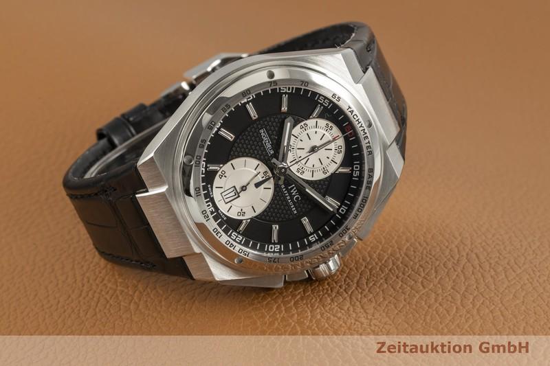 gebrauchte Luxusuhr IWC Ingenieur Chronograph Stahl Automatik Kal. 89360 Ref. 3784  | 2101827 _0