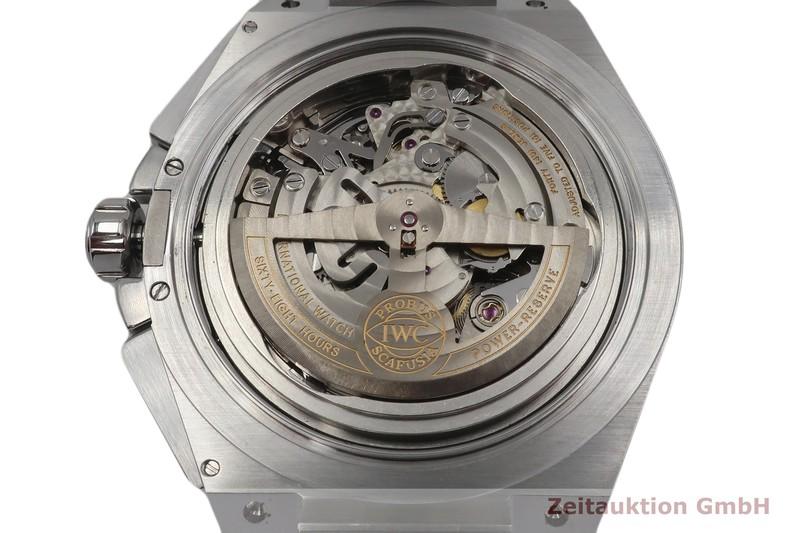 gebrauchte Luxusuhr IWC Ingenieur Chronograph Stahl Automatik Kal. 89360 Ref. 3784  | 2101827 _1