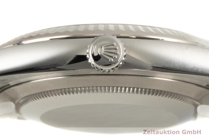 gebrauchte Luxusuhr Rolex Datejust Stahl / Weissgold Automatik Kal. 3235 Ref. 126334  | 2101840 _1