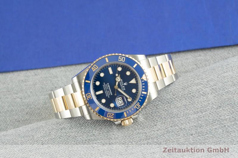 gebrauchte Luxusuhr Rolex Submariner Stahl / Gold Automatik Kal. 3235 Ref. 126613LB  | 2101843 _0