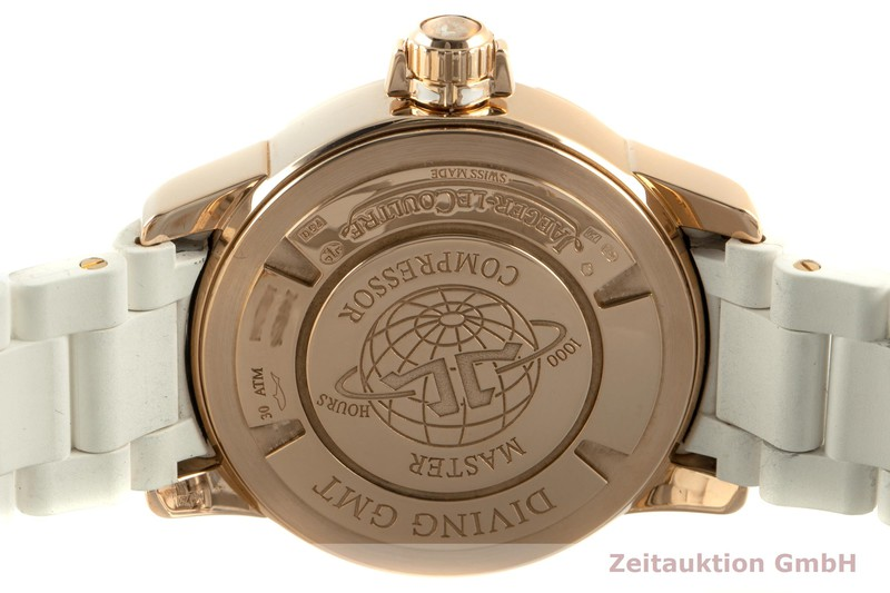 gebrauchte Luxusuhr Jaeger LeCoultre Master Compressor 18k Gold Automatik Kal. 971D Ref. 156.2.61  | 2101861 _1