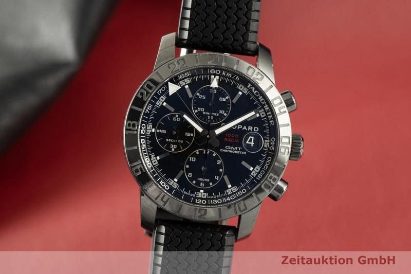 gebrauchte Luxusuhr Chopard 1000 Miglia Chronograph Stahl Automatik Ref. 168992-3023/8992 LIMITED EDITION   2101862 _0