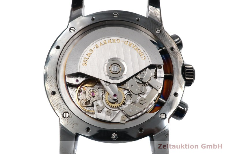 gebrauchte Luxusuhr Chopard 1000 Miglia Chronograph Stahl Automatik Ref. 168992-3023/8992 LIMITED EDITION   2101862 _1