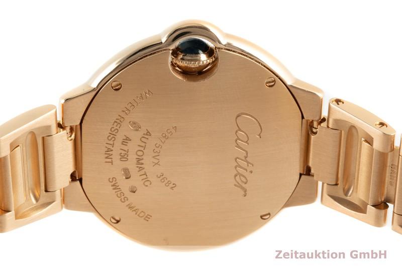 gebrauchte Luxusuhr Cartier Ballon Bleu de Cartier 18k Gold Automatik Kal. 076 Ref. 3682, WGBB0042    2101864 _1