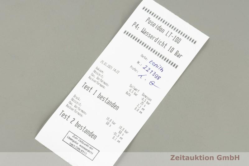 gebrauchte Luxusuhr Zenith El Primero Chronograph Stahl Automatik Kal. 400 Ref. 03.2040.400    2101873 _1