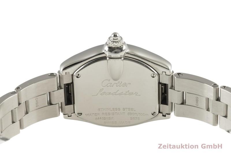 gebrauchte Luxusuhr Cartier Roadster Stahl Quarz Kal. 688 Ref. 2675  | 2101890 _1