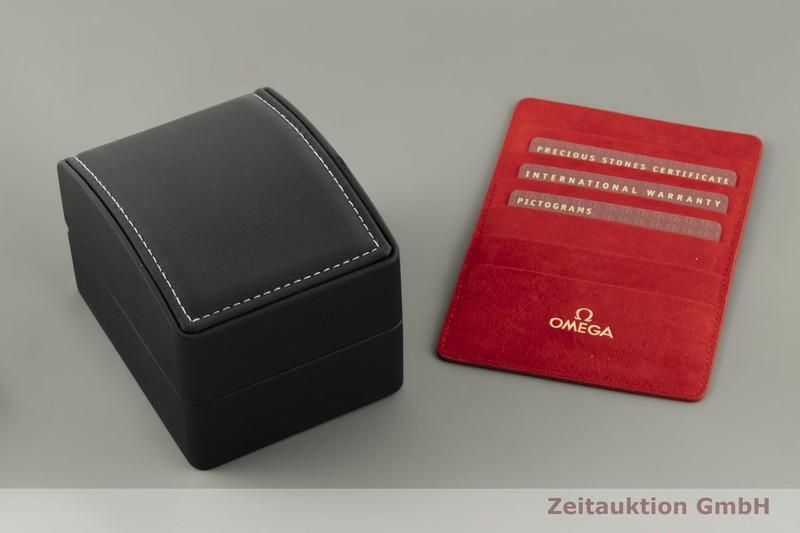gebrauchte Luxusuhr Omega Ladymatic 18k Gold Automatik Kal. 8521 Ref. 425.60.34.20.51.001    2101895 _0