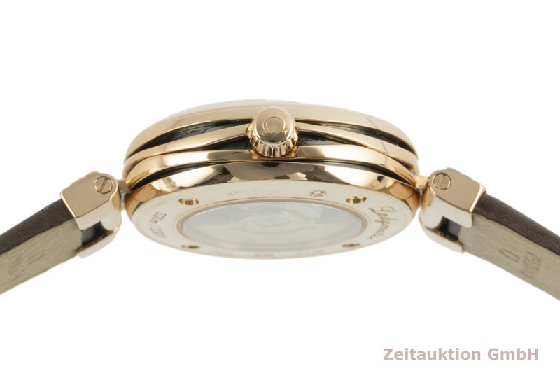 gebrauchte Luxusuhr Omega Ladymatic 18k Gold Automatik Kal. 8521 Ref. 425.60.34.20.51.001    2101895 _1