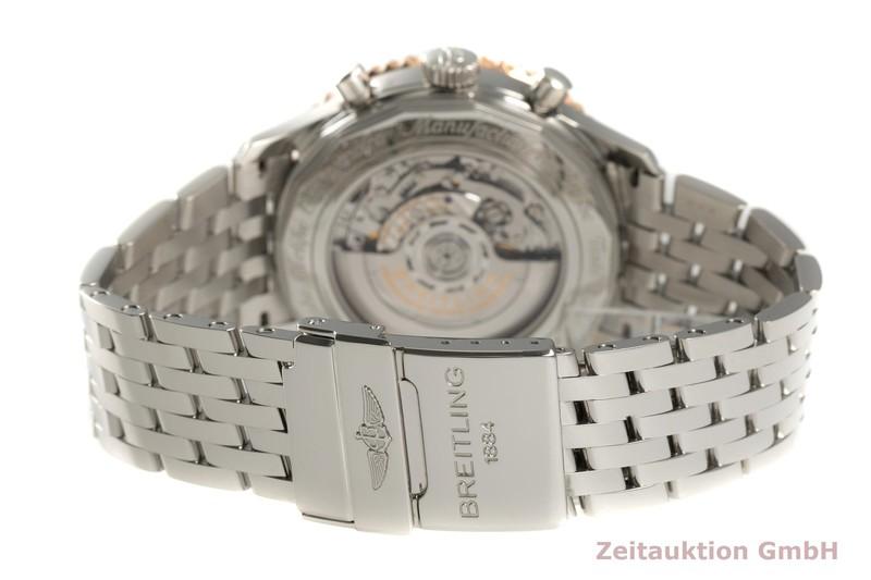 gebrauchte Luxusuhr Breitling Navitimer Chronograph Stahl / Gold Automatik Kal. B01 Ref. UB0127    2101910 _1