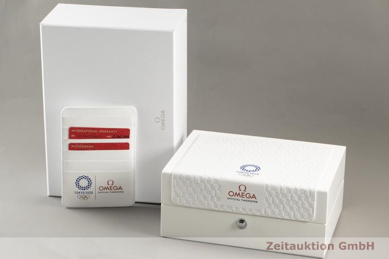gebrauchte Luxusuhr Omega Speedmaster Chronograph Stahl / Gold Handaufzug Kal. 1861 Ref. 522.20.42.30.06.001 LIMITED EDITION | 2101937 _0
