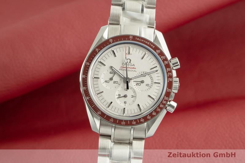 gebrauchte Luxusuhr Omega Speedmaster Chronograph Stahl Handaufzug Kal. 1861 Ref. 522.30.42.30.06.001 LIMITED EDITION | 2101939 _0