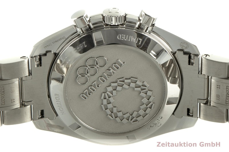gebrauchte Luxusuhr Omega Speedmaster Chronograph Stahl Handaufzug Kal. 1861 Ref. 522.30.42.30.06.001 LIMITED EDITION | 2101939 _1