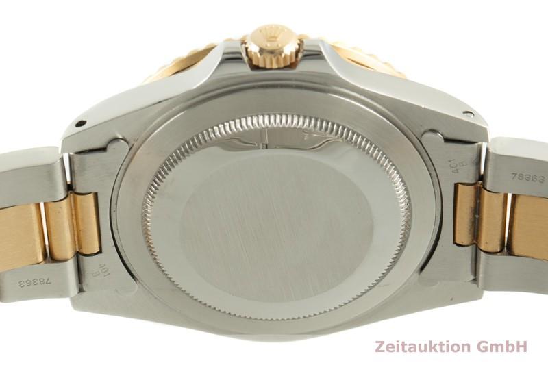 gebrauchte Luxusuhr Rolex GMT Master II Stahl / Gold Automatik Kal. 3185 Ref. 16713  | 2101949 _1