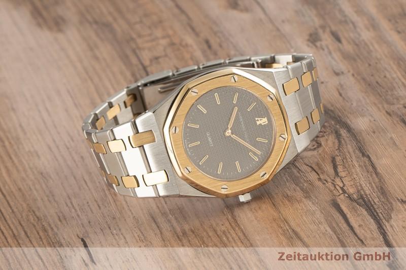gebrauchte Luxusuhr Audemars Piguet Royal Oak Stahl / Gold Quarz Kal. 2502 Ref. B55737  | 2101988 _0