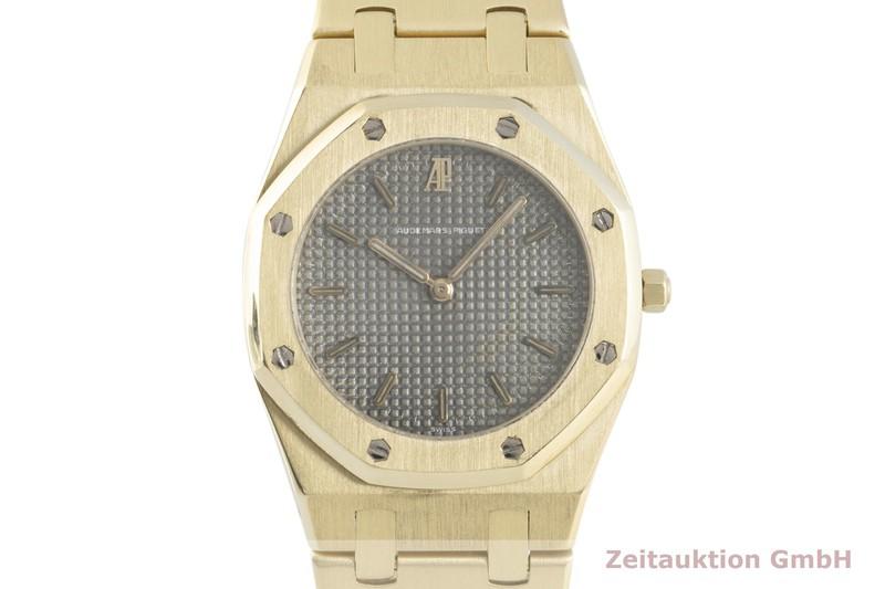 gebrauchte Luxusuhr Audemars Piguet Royal Oak 18k Gold Quarz Kal. 2502 Ref. B86779  | 2101989 _0