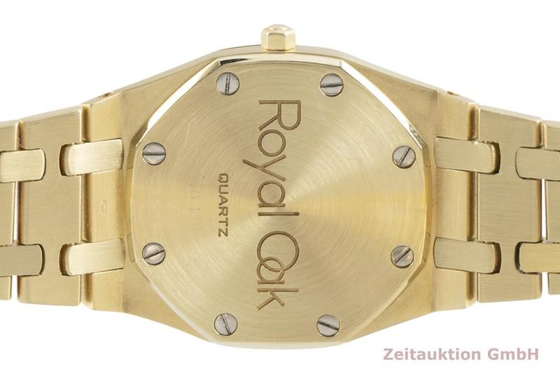 gebrauchte Luxusuhr Audemars Piguet Royal Oak 18k Gold Quarz Kal. 2502 Ref. B86779  | 2101989 _1
