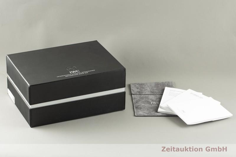 gebrauchte Luxusuhr IWC Aquatimer Chronograph 18k Gold Automatik Kal. 89360 Ref. 3769  | 2101991 _0