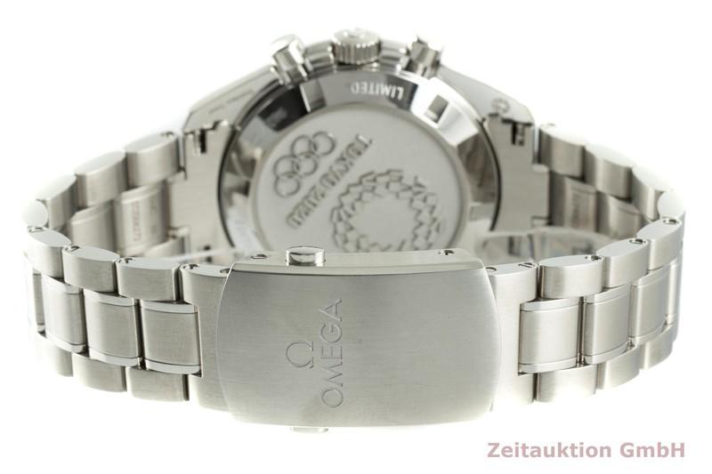 gebrauchte Luxusuhr Omega Speedmaster Chronograph Stahl Handaufzug Kal. 1861 Ref. 522.30.42.30.06.001 LIMITED EDITION   2102018 _1