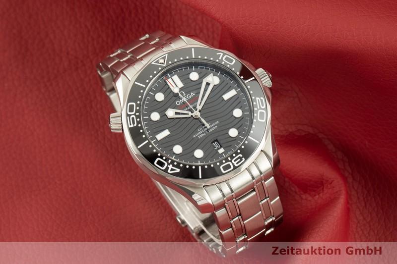 gebrauchte Luxusuhr Omega Seamaster Stahl Automatik Kal. 8800 Ref. 210.30.42.20.01.001    2102033 _0