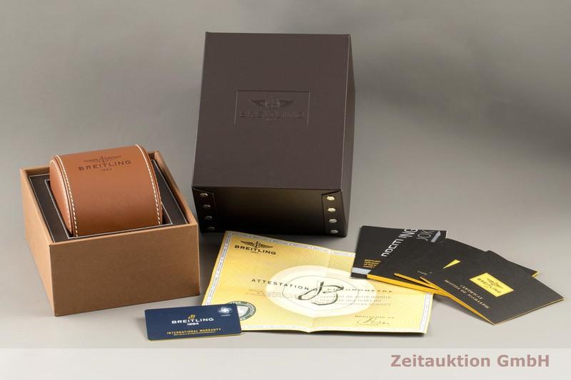 gebrauchte Luxusuhr Breitling Galactic Stahl Automatik Ref. A3733053/A717  | 2102044 _0