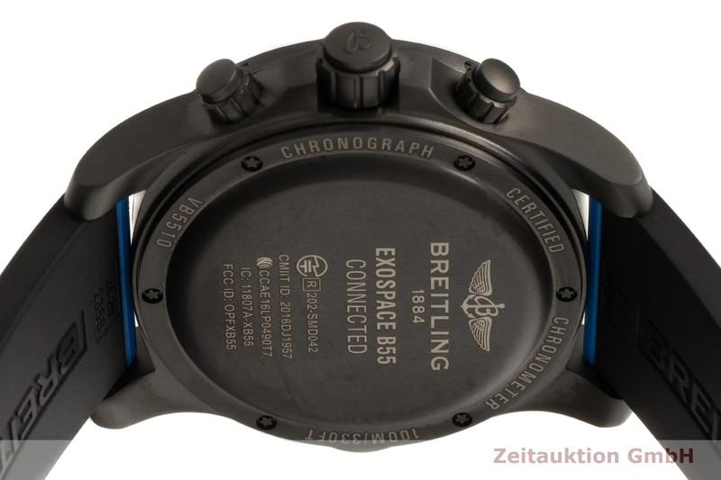 gebrauchte Luxusuhr Breitling Exospace Chronograph Titan Quarz Kal. B55 Ref. VB5510H2/BE45  | 2102046 _1