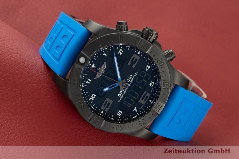 gebrauchte Luxusuhr Breitling Exospace Chronograph Titan Quarz Ref. VB5510    2102048 _0