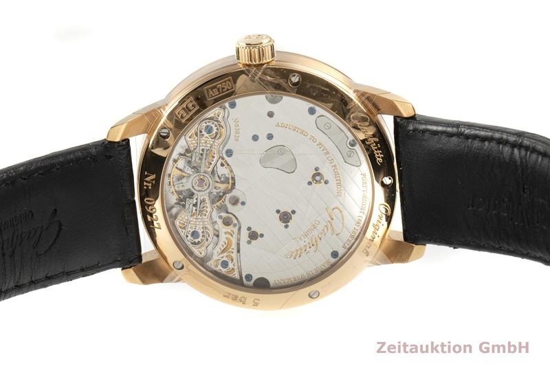 gebrauchte Luxusuhr Glashütte PanoReserve 18k Gold Handaufzug Kal. GO 65 Ref. 65.01.25.15.04    2102049 _1