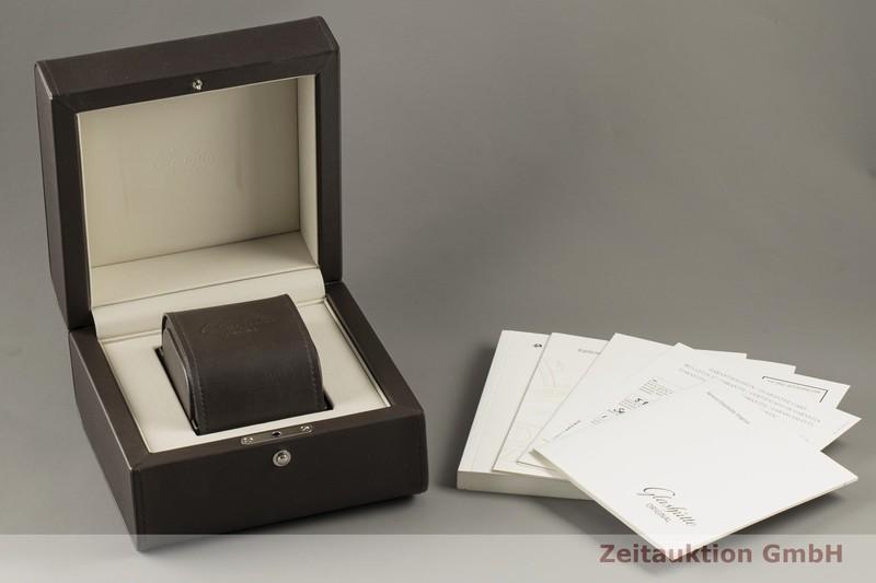 gebrauchte Luxusuhr Glashütte Senator 18k Weissgold Handaufzug Kal. 58 Ref. 1-58-04-04-04-04  | 2102052 _0