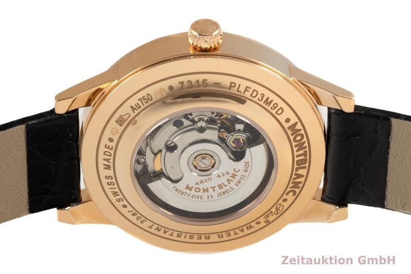 gebrauchte Luxusuhr Montblanc Bohème 18k Gold Automatik Kal. 4810-414 Ref. 111059, 7315  | 2102061 _1