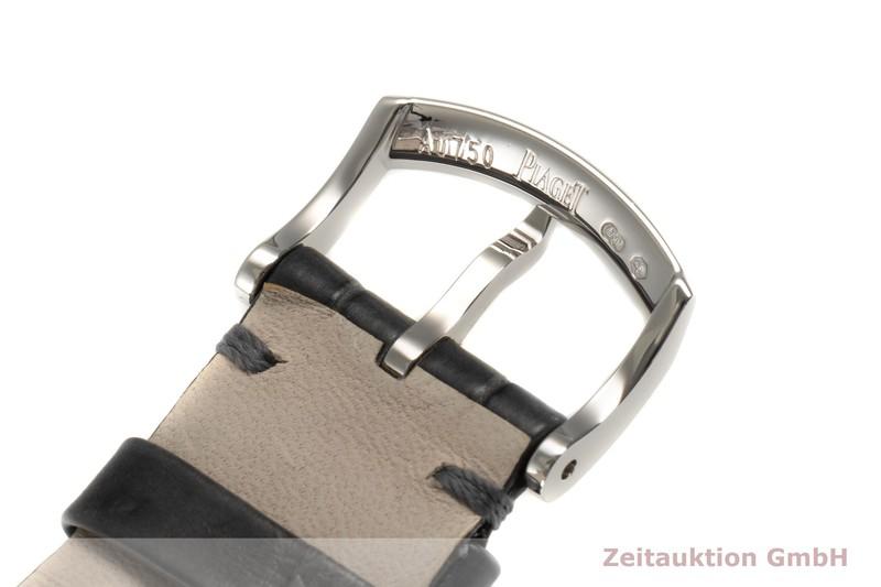 gebrauchte Luxusuhr Piaget Altiplano 18k Weissgold Handaufzug Kal. 450P Ref. GOA39106, P10651    2102066 _1