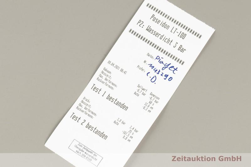 gebrauchte Luxusuhr Piaget Altiplano 18k Rotgold Automatik Kal. 1205P Ref. GOA38131, P10918    2102068 _1