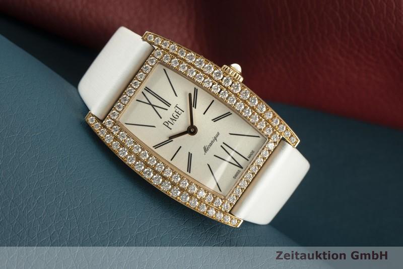 gebrauchte Luxusuhr Piaget Limelight 18k Gold Handaufzug Kal. 438P Ref. G0A39197, P11064  | 2102070 _0