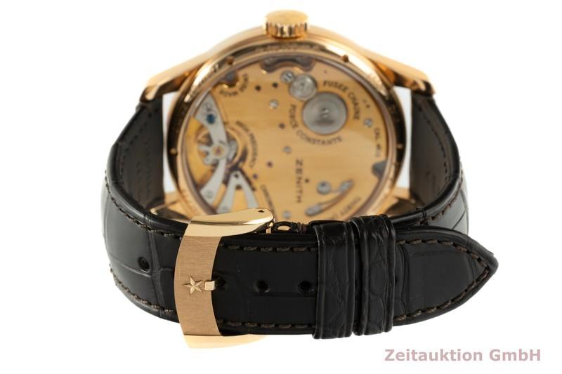 gebrauchte Luxusuhr Zenith Academy 18k Gold Handaufzug Kal. 4810 Ref. 18.2210.4810 LIMITED EDITION | 2102081 _1