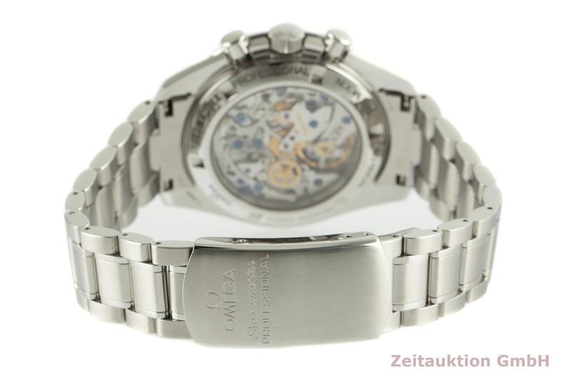 gebrauchte Luxusuhr Omega Speedmaster Chronograph Stahl Handaufzug Kal. 1863 Ref. 3572.50.00  | 2102089 _1
