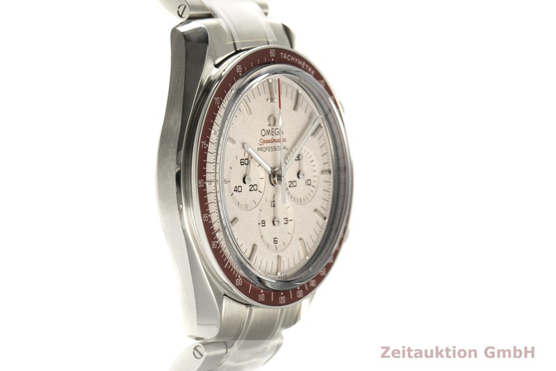 gebrauchte Luxusuhr Omega Speedmaster Chronograph Stahl Handaufzug Kal. 1861 Ref. 522.30.42.30.06.001 LIMITED EDITION | 2102101 _0