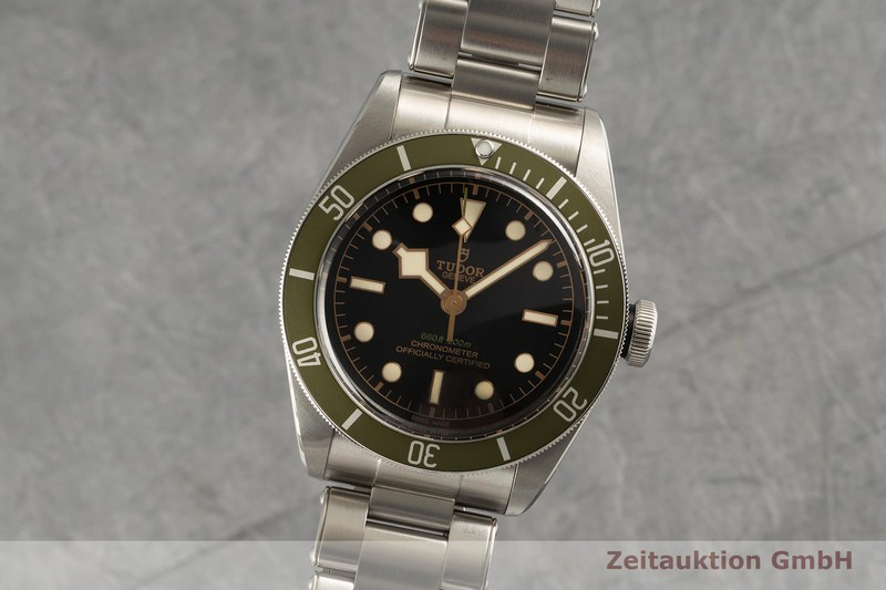 gebrauchte Luxusuhr Tudor Heritage Black Bay Stahl Automatik Ref. 79230G LIMITED EDITION   2102111 _0