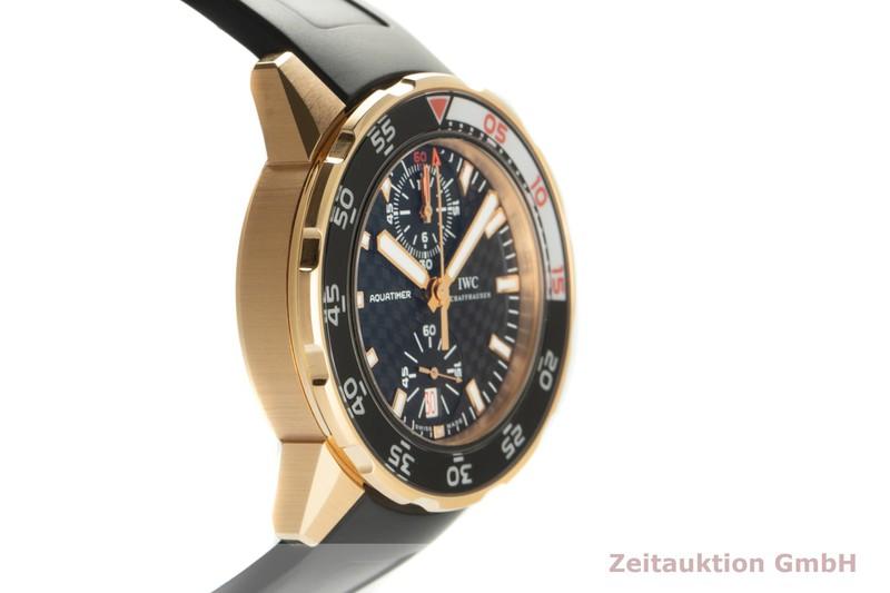 gebrauchte Luxusuhr IWC Aquatimer Chronograph 18k Gold Automatik Kal. 89361 Ref. IW376905   | 2102116 _0
