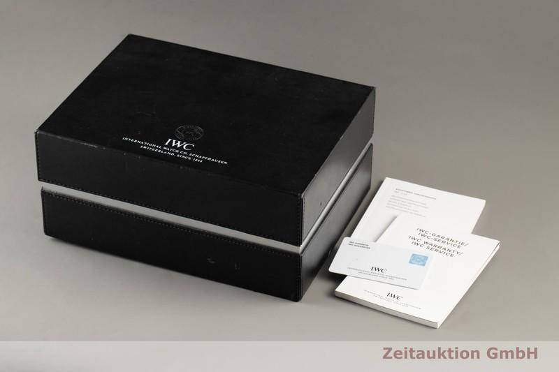 gebrauchte Luxusuhr IWC Aquatimer Chronograph 18k Gold Automatik Kal. 89361 Ref. IW376905   | 2102116 _1