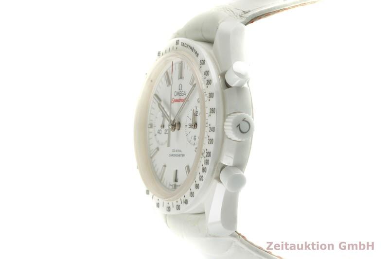 gebrauchte Luxusuhr Omega Speedmaster Chronograph Keramik Automatik Kal. 9300 Ref. 311.93.44.51.04.002    2102155 _0