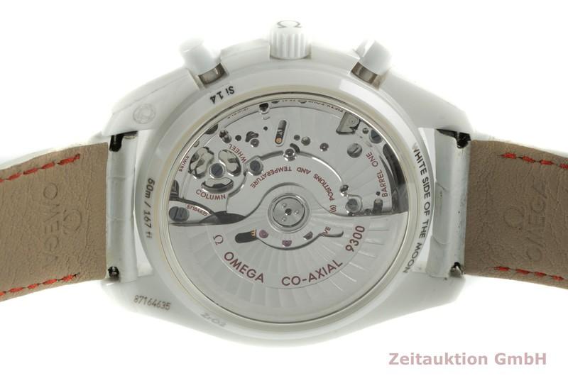 gebrauchte Luxusuhr Omega Speedmaster Chronograph Keramik Automatik Kal. 9300 Ref. 311.93.44.51.04.002    2102155 _1