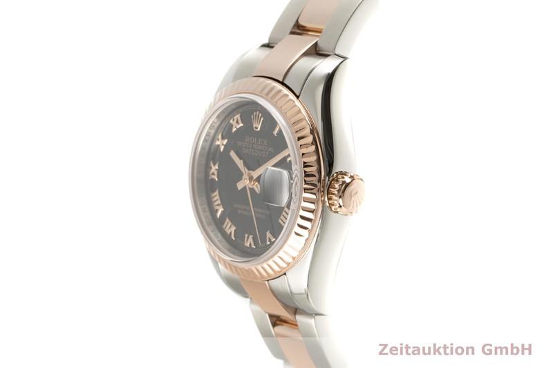 gebrauchte Luxusuhr Rolex Datejust Stahl / Gold Automatik Kal. 2235 Ref. 179171    2102163 _0