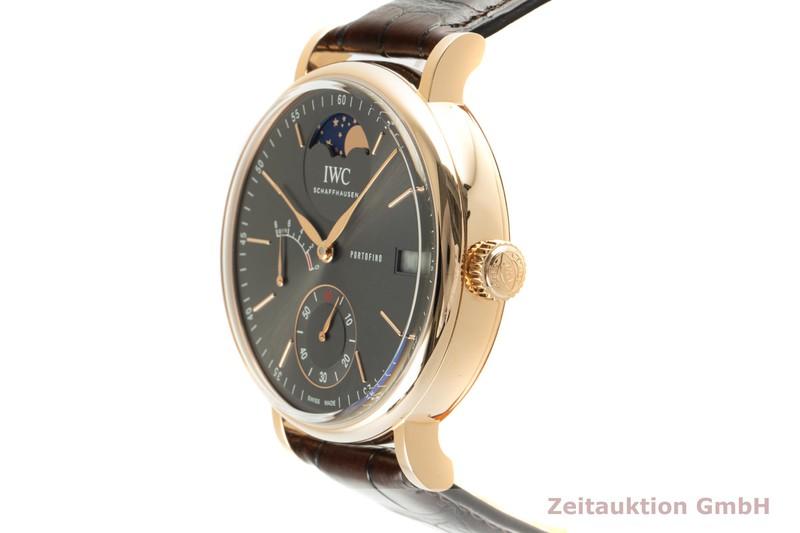gebrauchte Luxusuhr IWC Portofino 18k Rotgold Handaufzug Kal. 59800 Ref. IW516403  | 2102166 _0