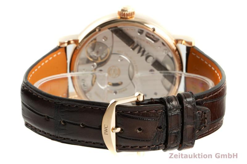 gebrauchte Luxusuhr IWC Portofino 18k Rotgold Handaufzug Kal. 59800 Ref. IW516403  | 2102166 _1