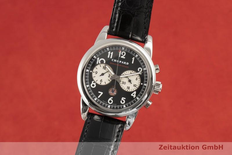 gebrauchte Luxusuhr Chopard Grand Prix Chronograph 18k Weissgold Automatik Kal. 1188 Ref. 16/1256/1 LIMITED EDITION   2102167 _0