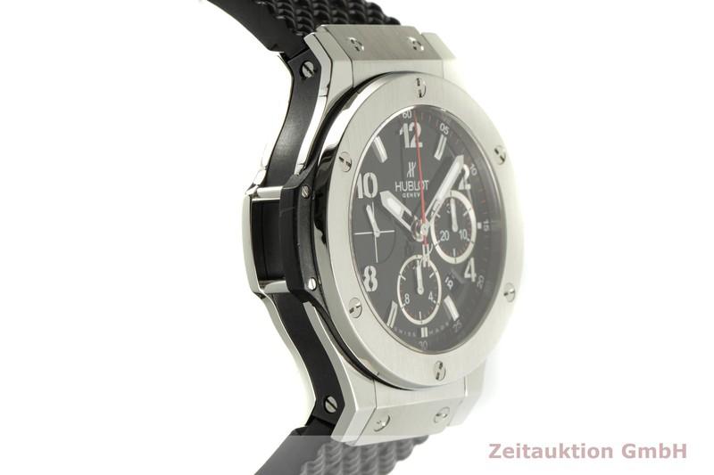 gebrauchte Luxusuhr Hublot Big Bang Chronograph Stahl Automatik Ref. 301301.SX.130    2102176 _0