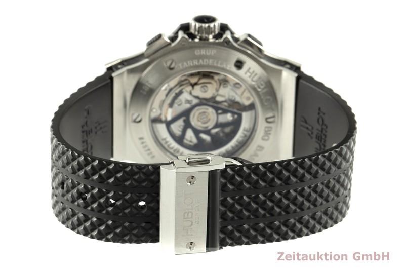 gebrauchte Luxusuhr Hublot Big Bang Chronograph Stahl Automatik Ref. 301301.SX.130    2102176 _1