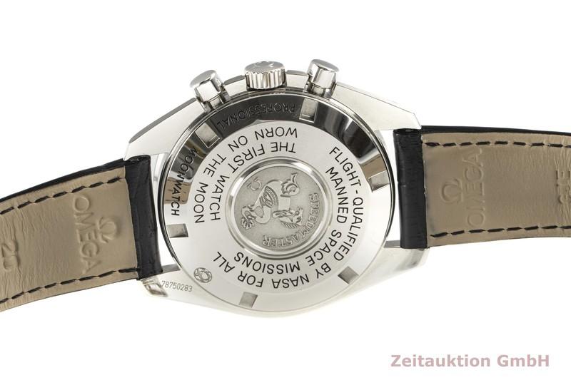 gebrauchte Luxusuhr Omega Speedmaster Moonwatch Chronograph Stahl Handaufzug Kal. 1861 Ref. 311.33.42.30.01.001  | 2102185 _1