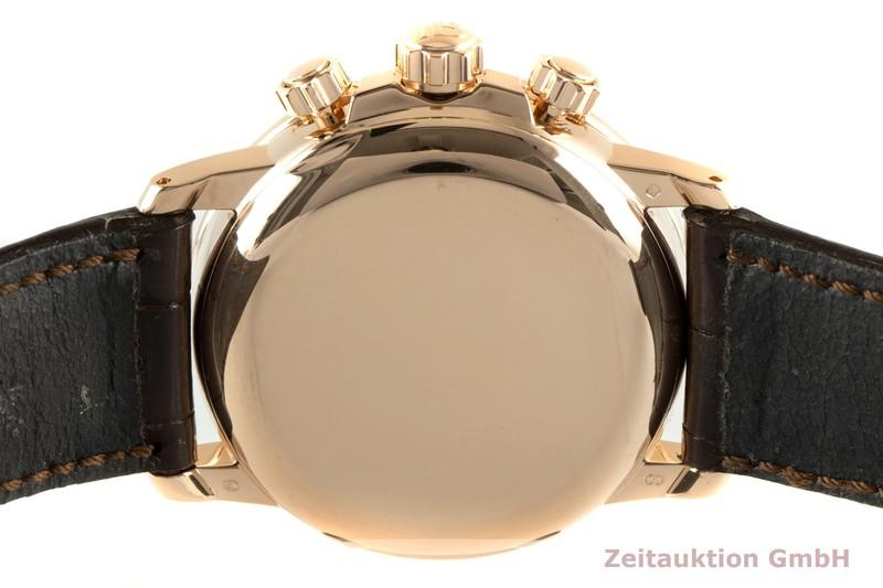gebrauchte Luxusuhr Blancpain Half Hunter Chronograph 18k Rotgold Automatik Kal. 1185 LIMITED EDITION   2102188 _1