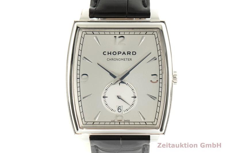 gebrauchte Luxusuhr Chopard L.U.C. 18k Weissgold Automatik Kal. 3.97 Ref. 2294    2102211 _0