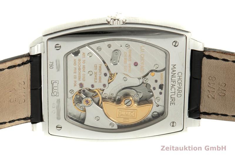 gebrauchte Luxusuhr Chopard L.U.C. 18k Weissgold Automatik Kal. 3.97 Ref. 2294    2102211 _1